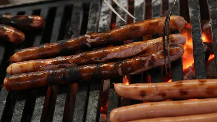 Hispanic Food & Drink Hot Dogs Red ChileTannerGonzalez