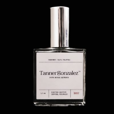 TannerGonzalez Mens Fragrance Hispanic Luxury Brand